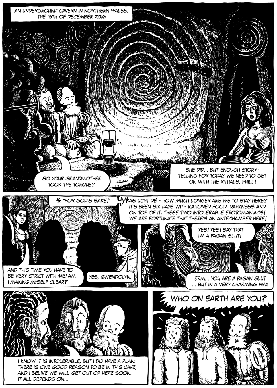 063-The Neolithic Cave