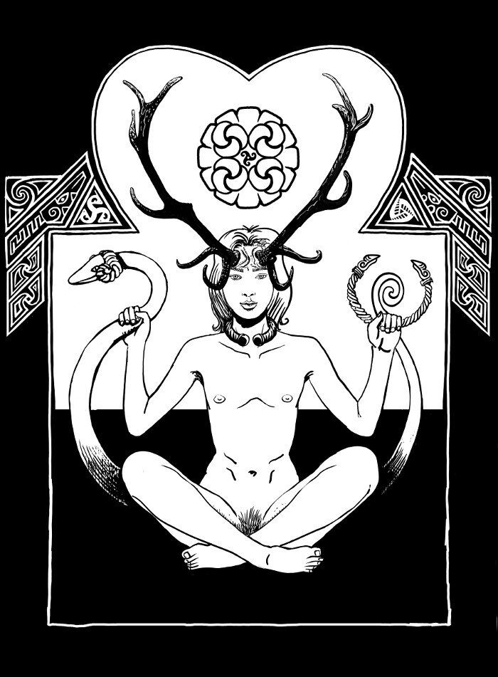 Cernunnos The Horned God