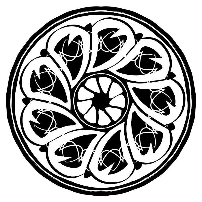 Circular Ornament 04