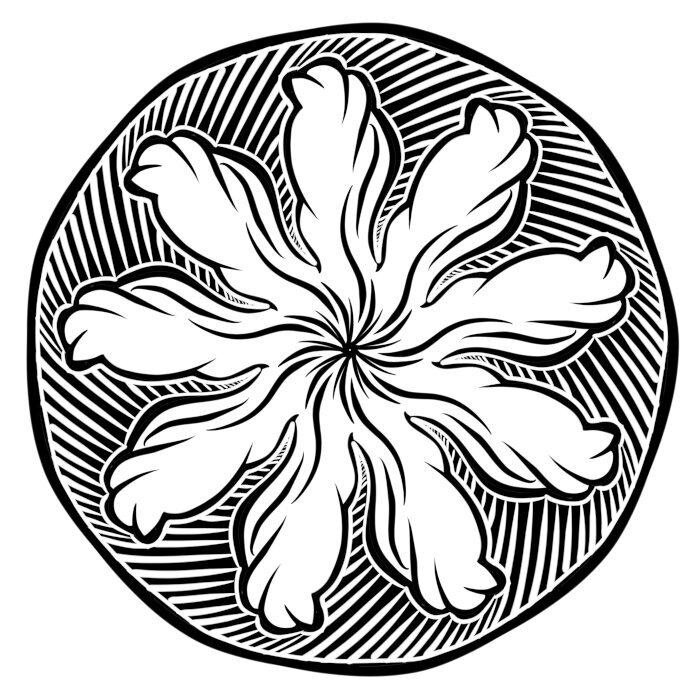 Circular Ornament 05