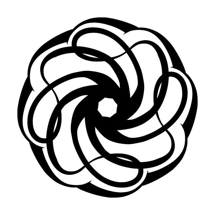 Circular Ornament 23