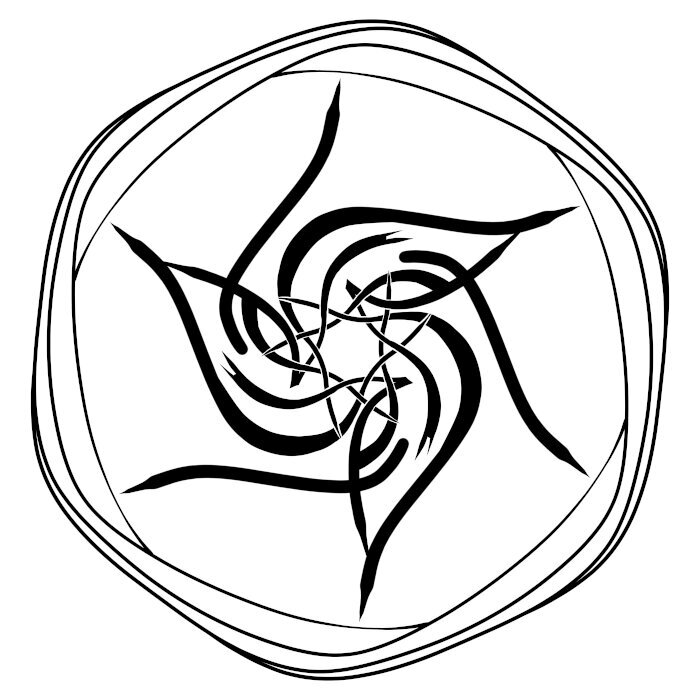 Circular Ornament 24