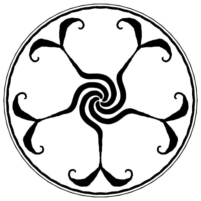 Circular Ornament 27