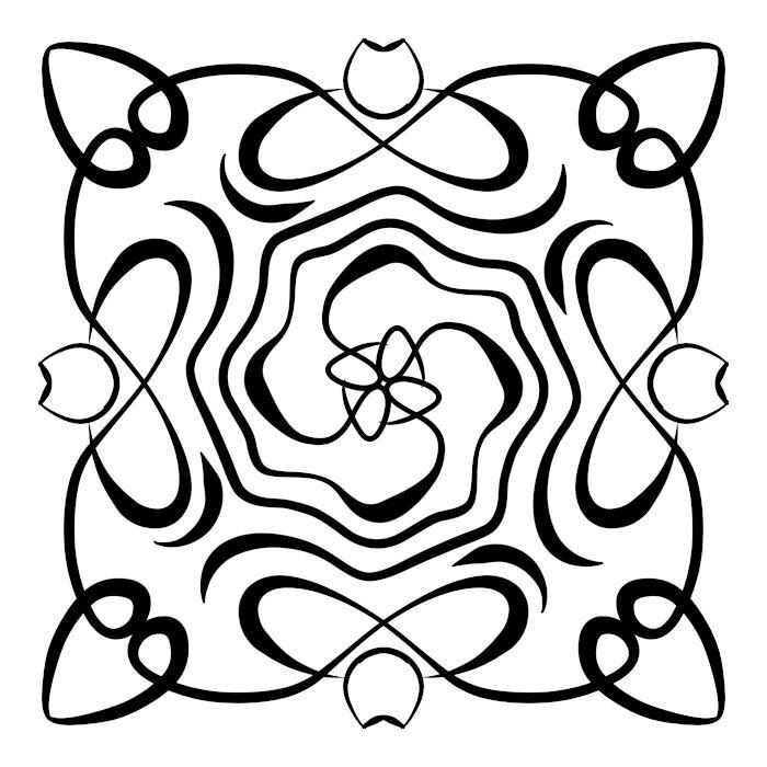 Circular Ornament 29