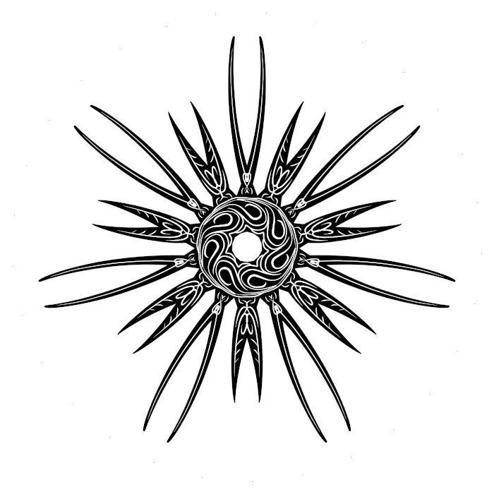 Circular Ornament 31
