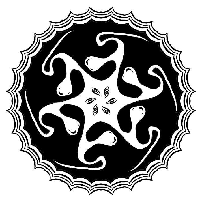 Circular Ornament 33