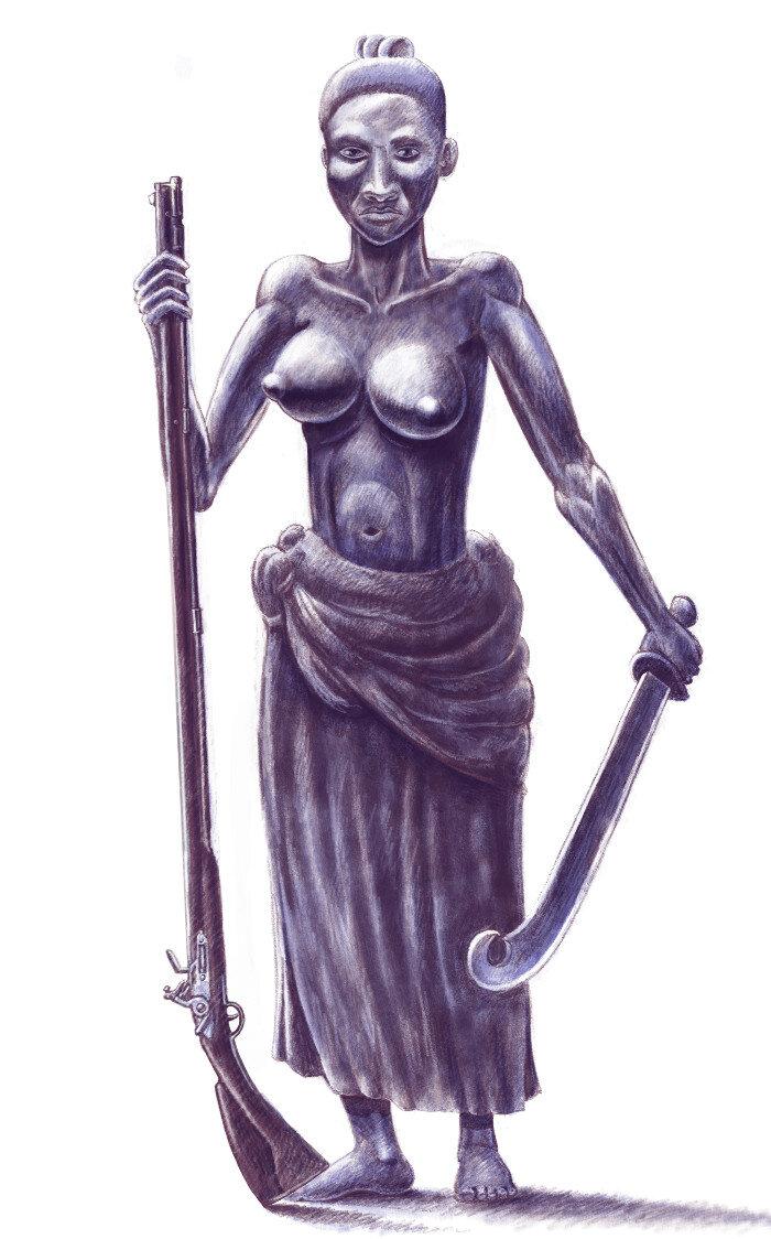 Dahomey Amazon