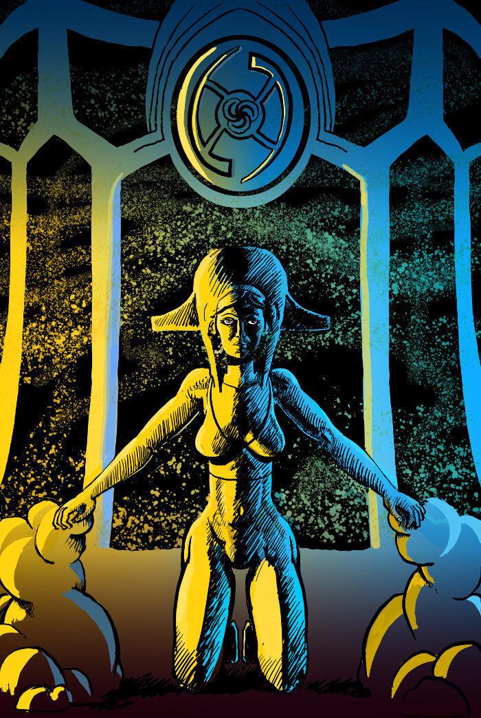Space-priestess