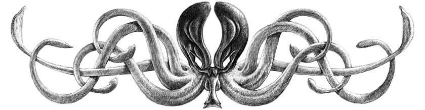 Kraken Ornament