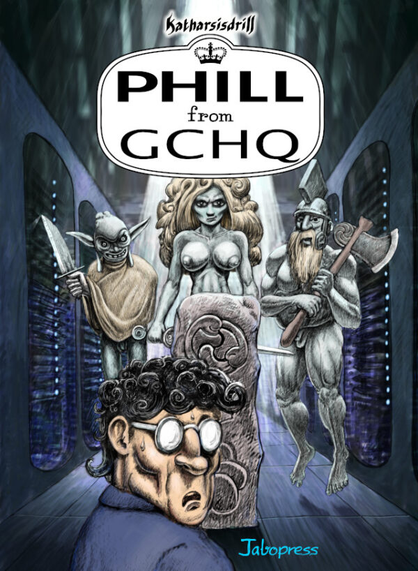 Th Phill from GCHQ album